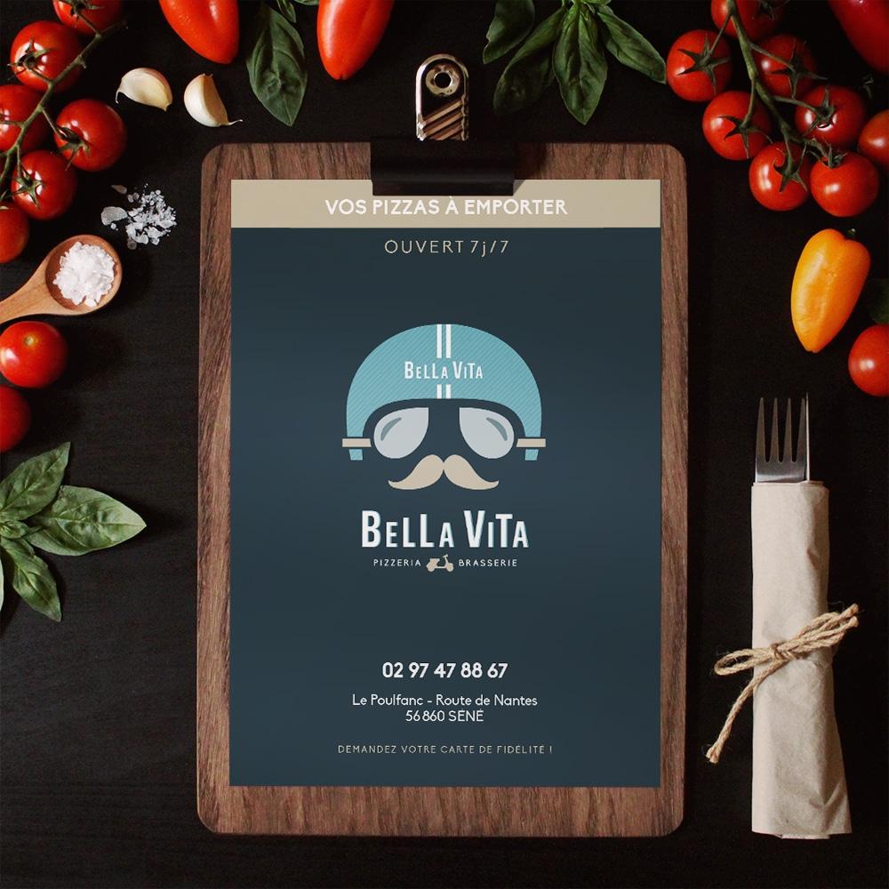 Pizzas Bella Vita
