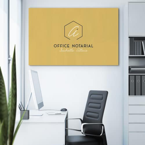 Isabelle Allais office notarial
