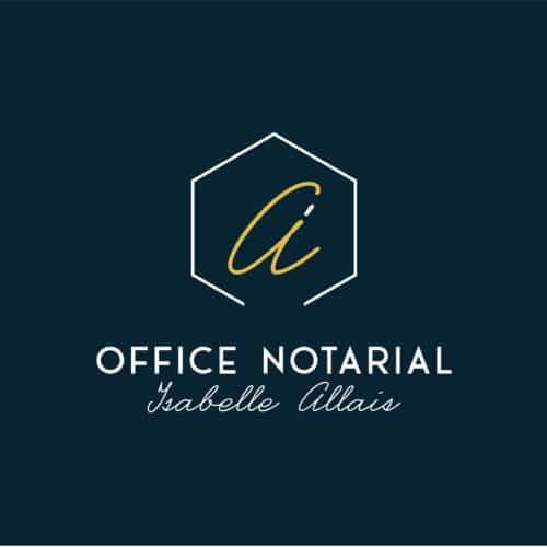 Isabelle Allais - Notaire - logo
