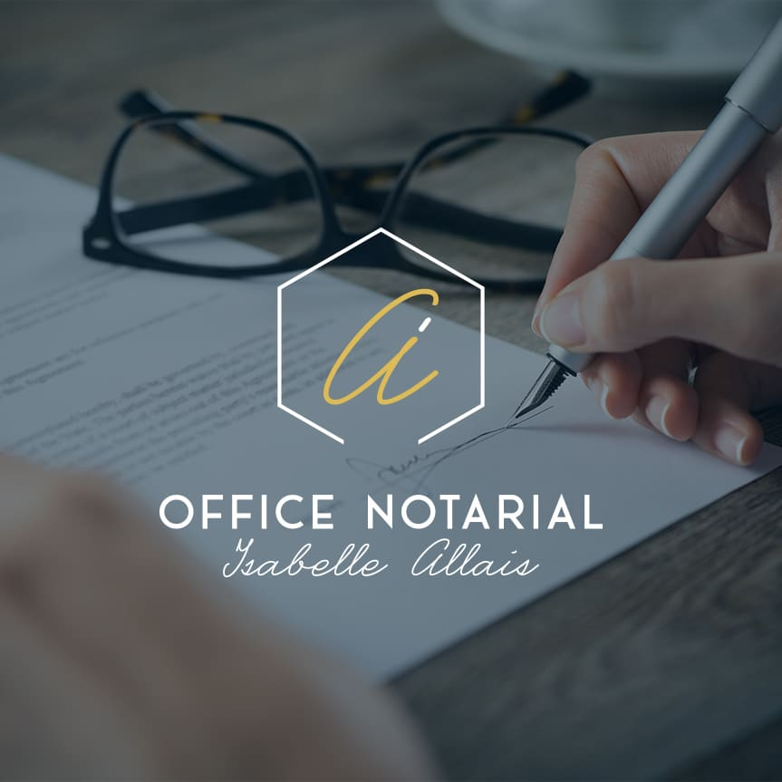 office notarial isabelle Allais