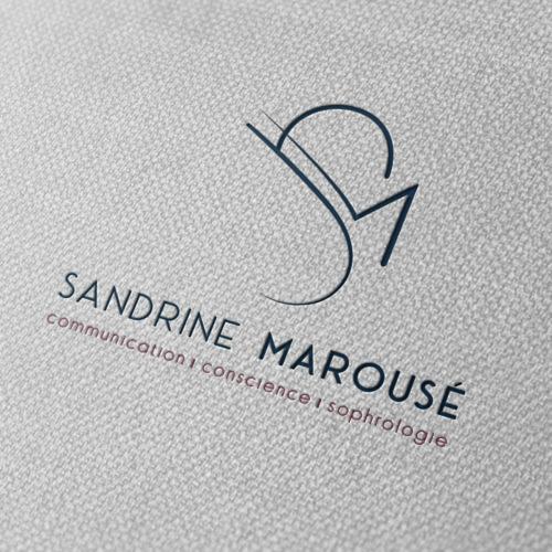 Logo Sandrine Marousé