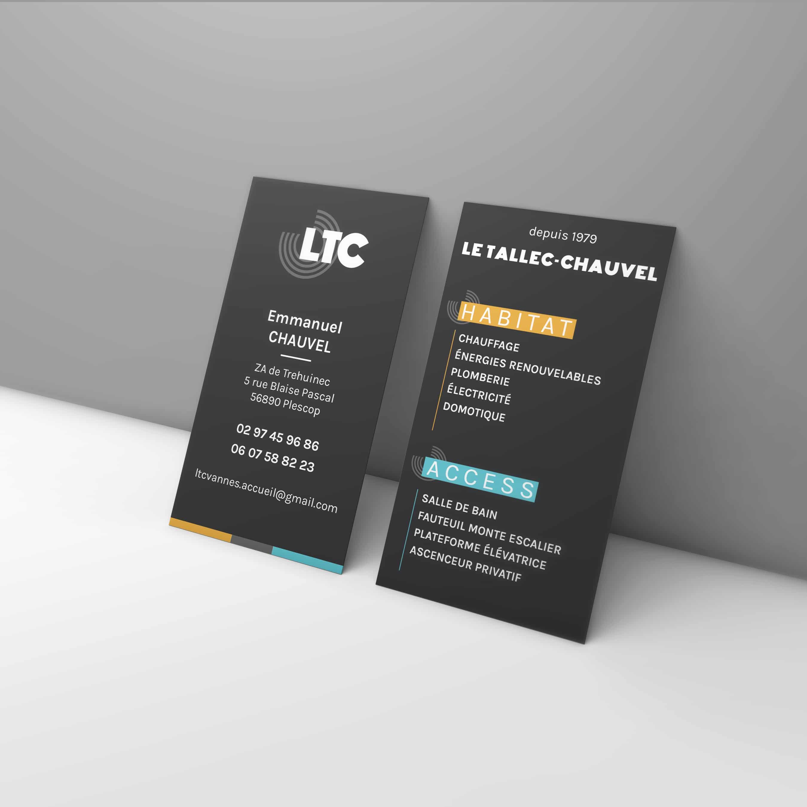 LTC cartes de visite