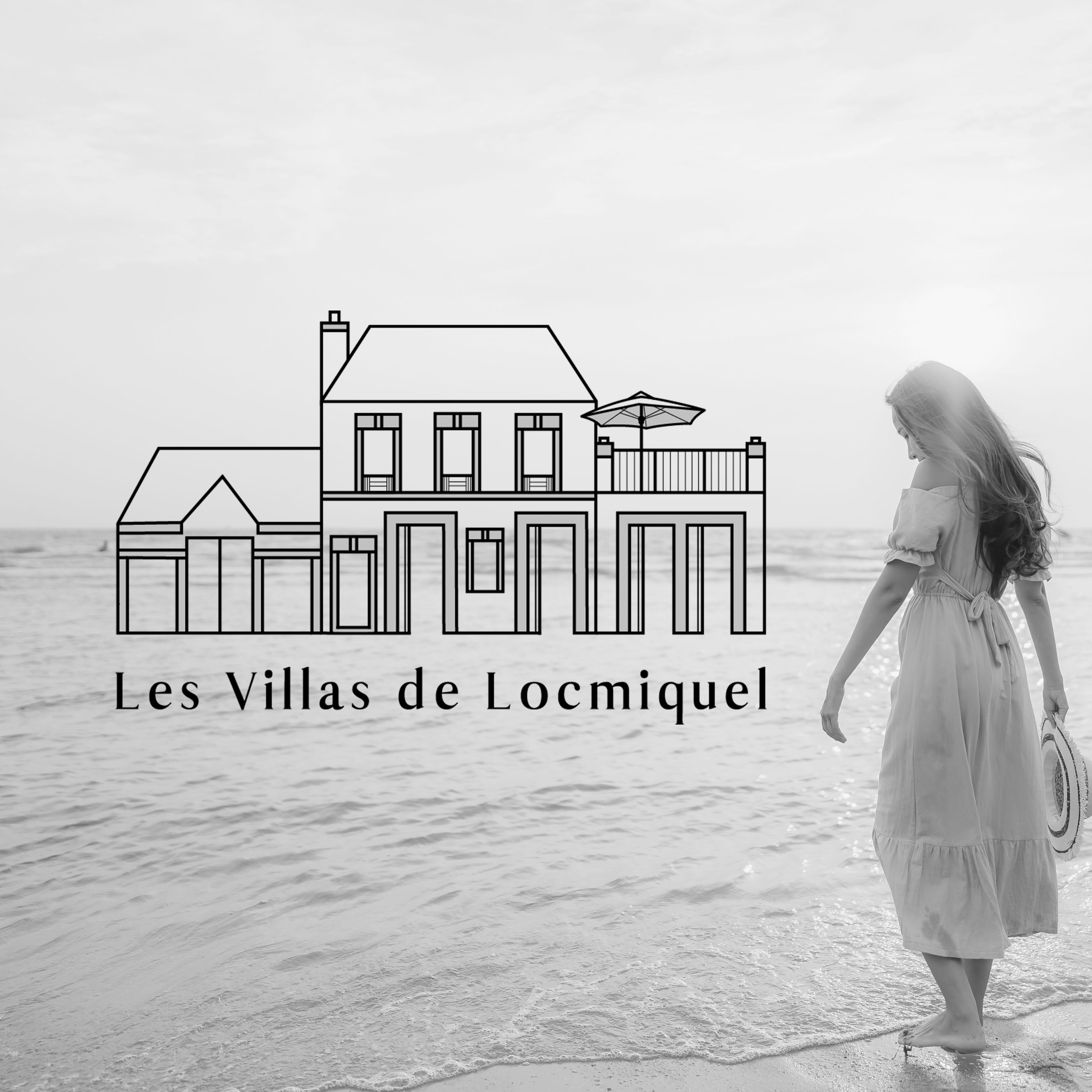 Logo les Villas de Locmiquel