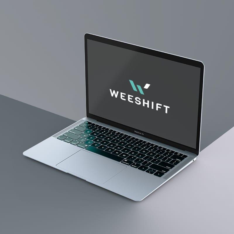 Weeshift logo