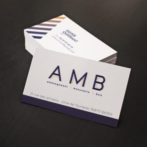 AMB - carte de visite