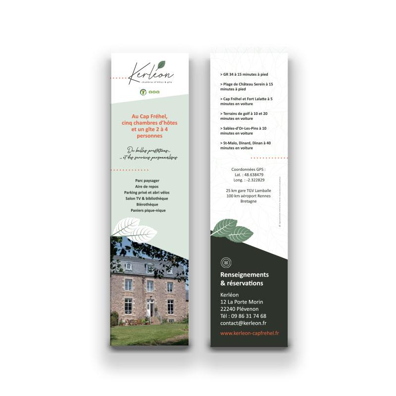 Kerléon- marque-page