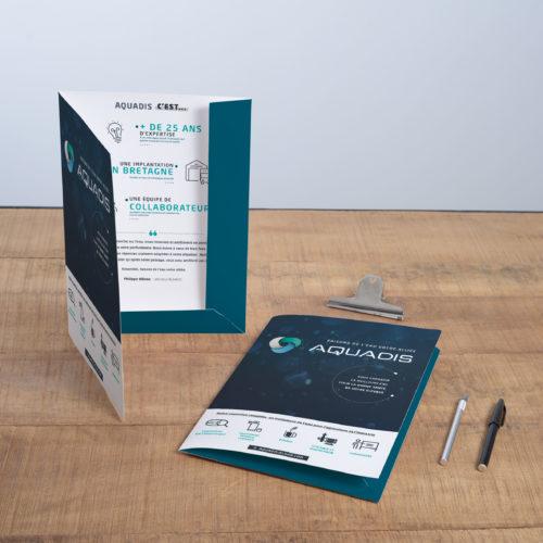 Aquadis - pochette commerciale