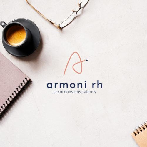 Armoni RH - logo