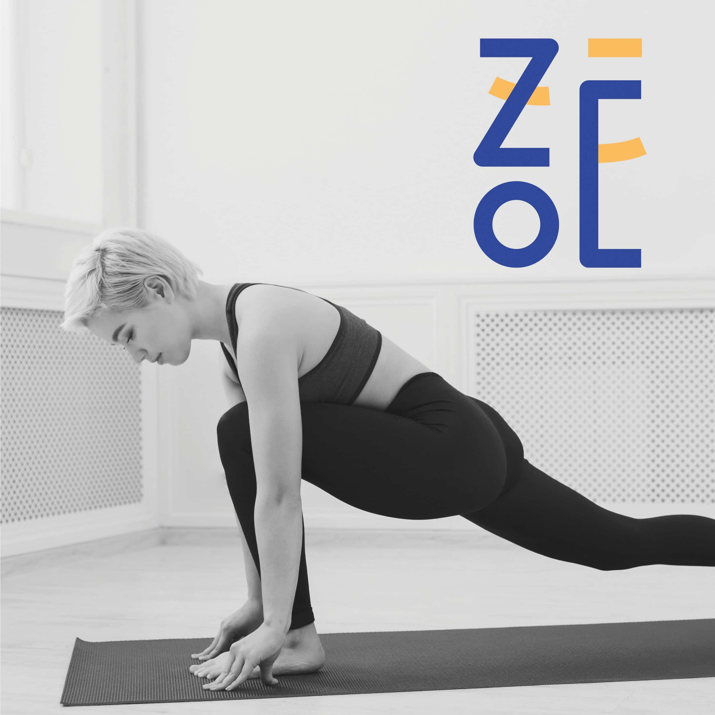 Zoe - coach sportive - logo